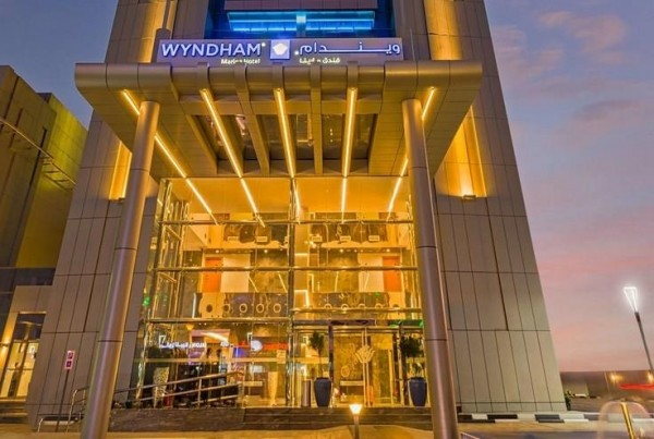 Hotel Wyndham Marina Dubai UAE letovanje paket aranžman putovanje