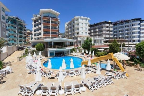 HOTEL XPERIA SARAY BEACH ALANJA TURSKA