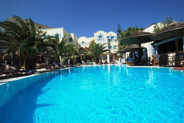 HOTEL ZEPHYROS SANTORINI GRČKA AVIONOM