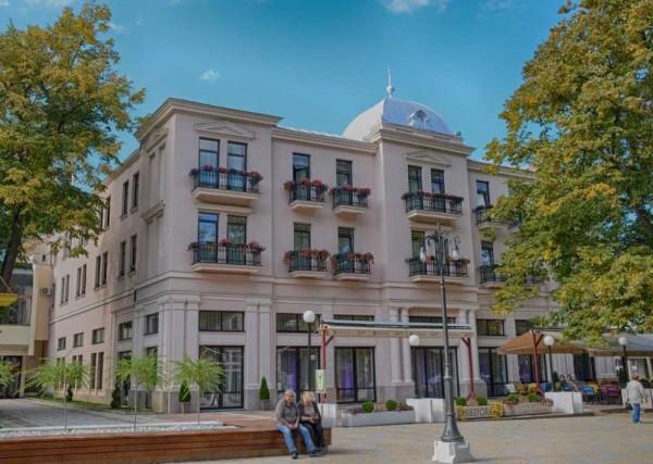 hotel zepter vrnjačka banja srbija spa wellness odmor vikend paket aranžman cena