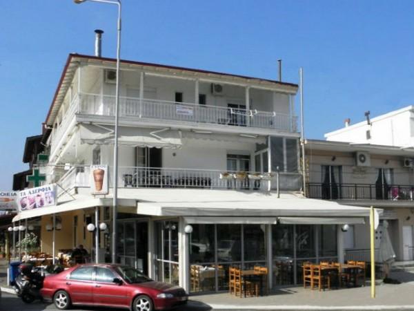 Apartmani Vila Hristina I - Stavros - Grčka letovanje