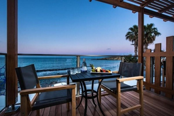 Infinity Blue Boutique Hotel leto
