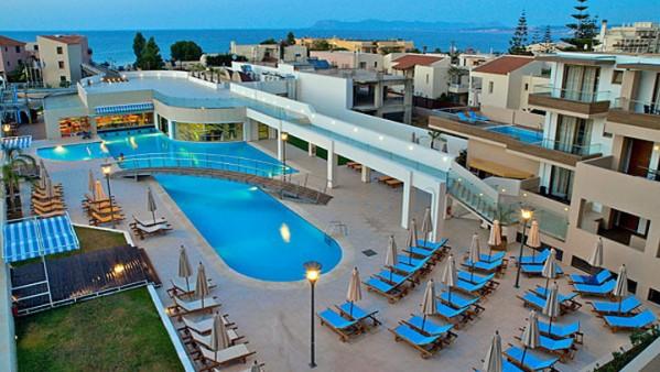 Hotel Iolida Beach 5* - Agia Marina / Hanja / Krit - Grčka avionom