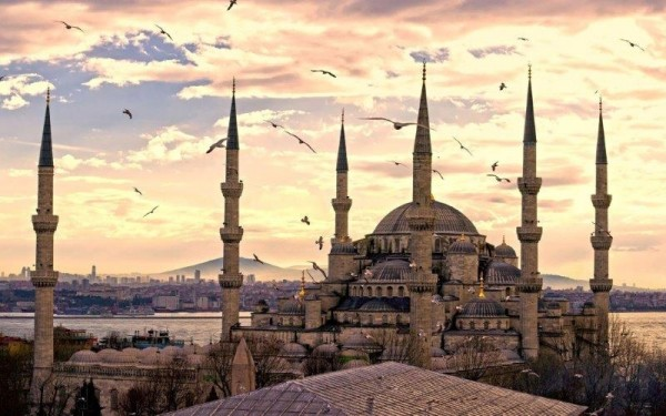 Istanbul ponuda aranžmani avionom nova godina