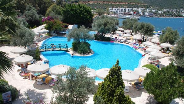 TURSKA BODRUM LETO LETOVANJE CENOVNIK HOTELI
