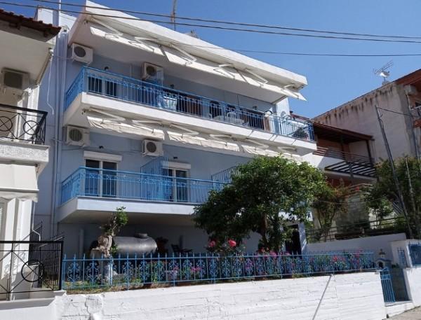 Kuća Anna Sarti Sitonija Halkidiki Grčka leto 2019 more letovanje povoljno