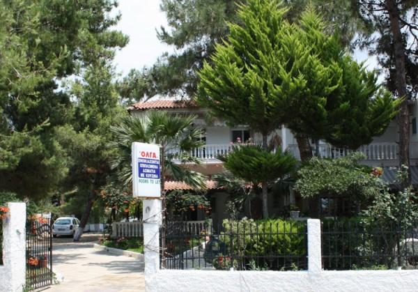 sitonija smestaj toroni apartmani grcka autobusom
