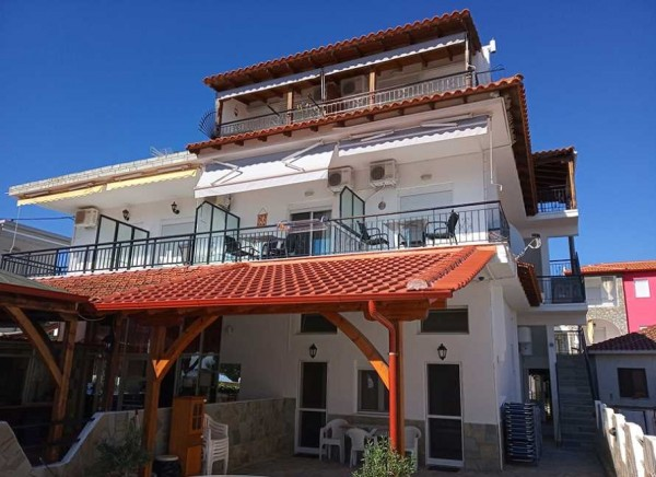 Kuća Twins Toroni letovanje Sitonija Grčka More Smeštaj