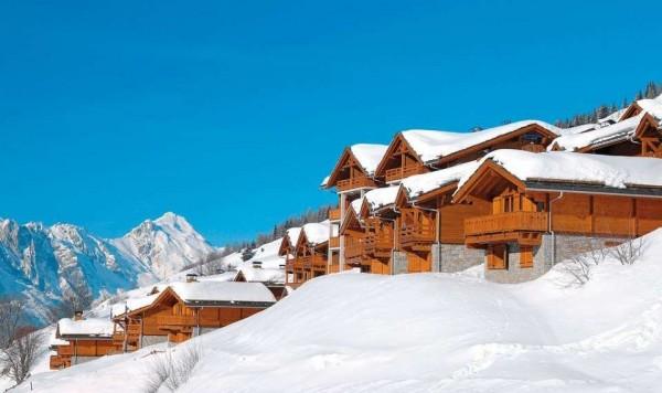 Le Grand Panorama I Valmeinier zimovanje Francuska Zima Skijanje smeštaj