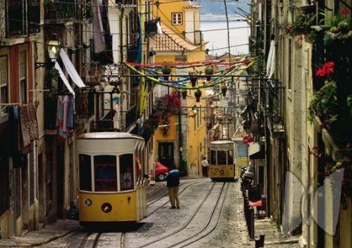 PORTUGAL LISABON AVIONOM EVROSPKI GRADOVI PROLEĆE 2016