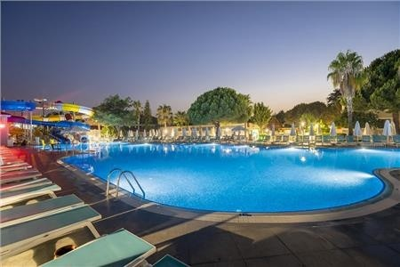 HOTEL MASTER FAMILY CLUB 4* - Side / Turska