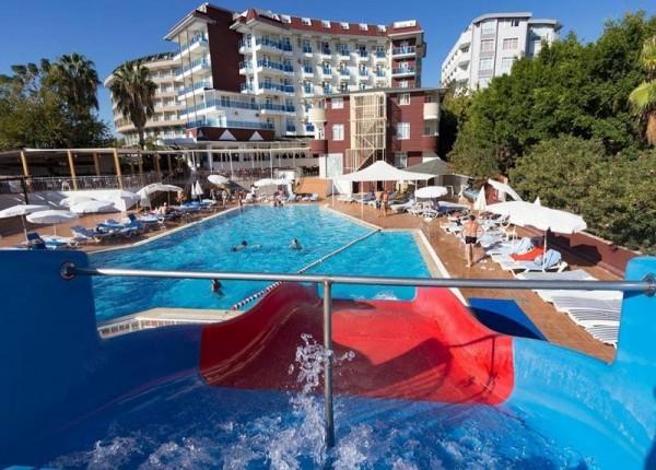HOTEL MAYA WORLD BEACH ALANJA TURSKA