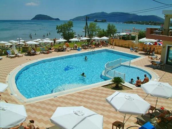 Hotel Mediterranean Beach Resort 5* - Laganas / Zakintos - Grčka avionom