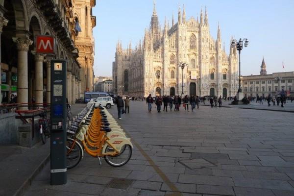 Milano Jesen autobus putovanja