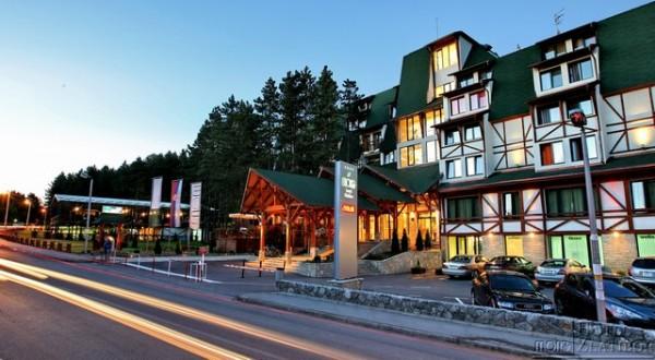 Hotel Mona Zlatibor zima zimovanje skijanje
