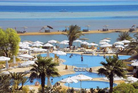 Egipat Hurgada hoteli leto 2016