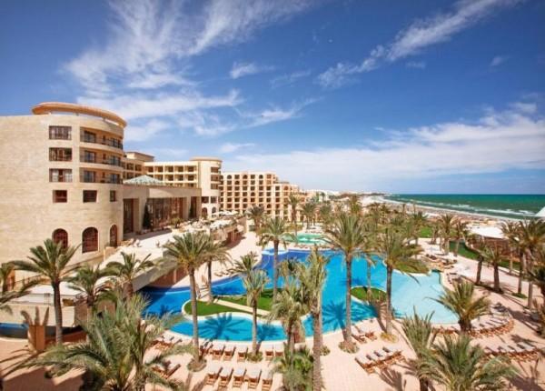 HOTEL MOVENPICK RESORT AND MARINE SPA Sus Tunis