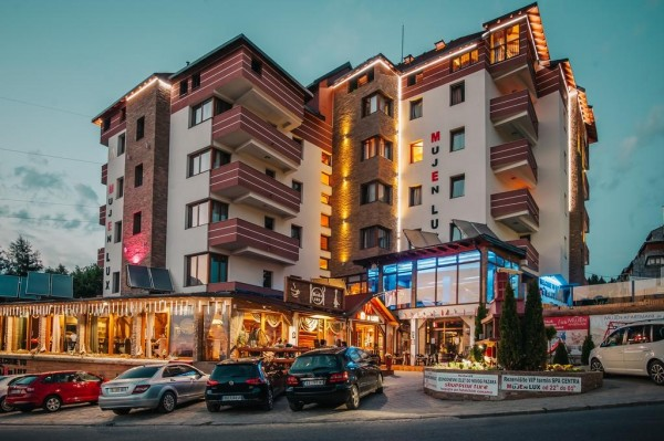 Mujen Lux kopaonik apartmani leto zima srbija smeštaj cene