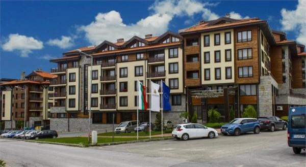 HOTEL MURITE CLUB MAIN BUILDING BANSKO BUGARSKA SKIJANJE DREAMLAND
