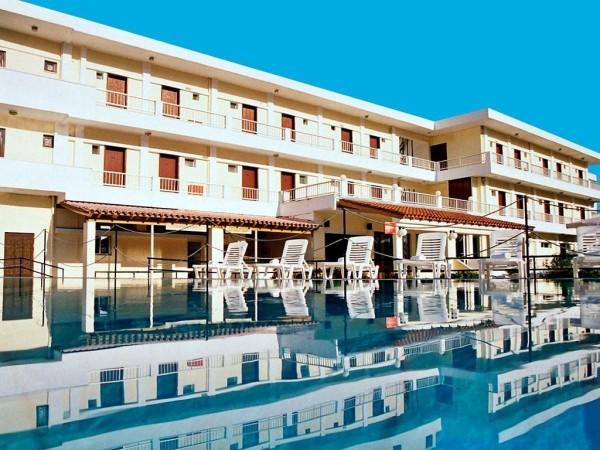 Hotel Prassin Nissi zgrada