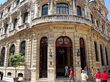 Hotel Raquel Havana Kuba letovanje Kuba hoteli
