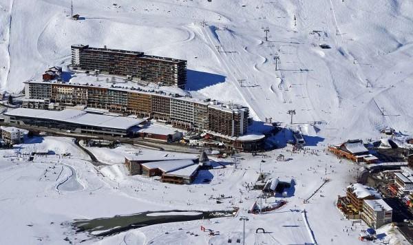 RESIDENCE ARMAILLIS Tignes zimovanje Francuska Alpi zima odmor skijanje