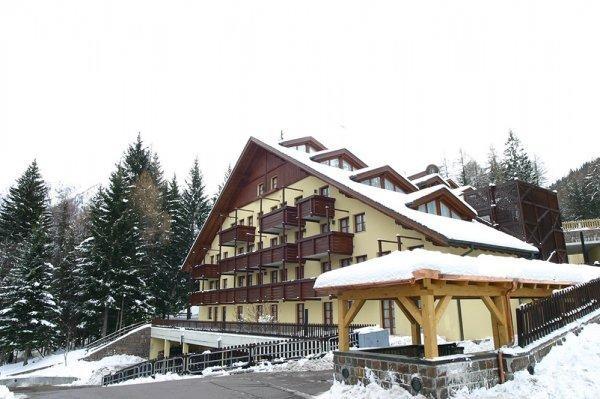 Italija skijanje zimovanje Folgarida