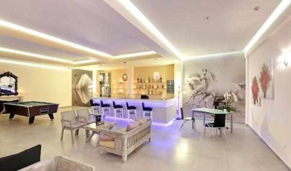 Royal Boutique Hotel Lobi