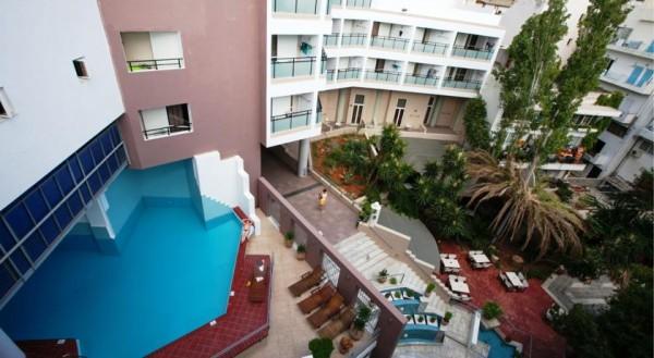 Hotel Santa Marina 3* - Agios Nikolaos / Krit - Grčka avionom