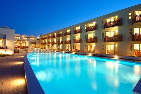 Hotel Santa Marina Plaza 4* superior - Agia Marina / Hanja / Krit - Grčka avionom