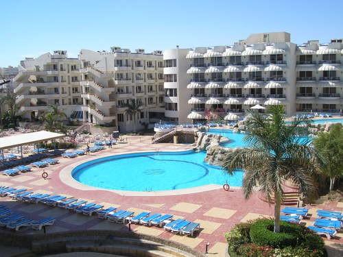 Egipat Hurgada hoteli leto 2016 avionom