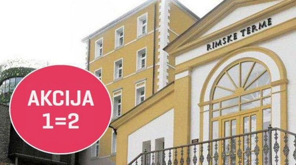 HOTEL ZDRAVILIŠKI DVOR 4* - Rimske terme / Slovenija