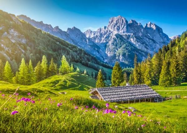 Svajcarska putovanje autobusom Uskrs