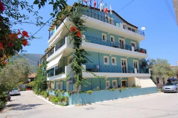VASSILIKI BAY HOTEL lefkada grčka more letovanje 2019
