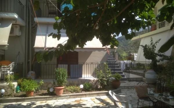 Vila Athina Vasiliki Lefkada grčka more letovanje avion bus smeštaj