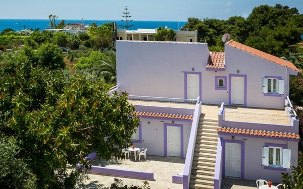 Vila Dionisos 2 Lassi Kefalonija studio apartman smeštaj Grčka more letovanje