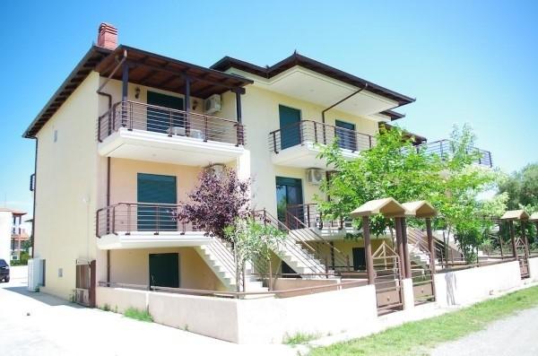 Vila Elena Apartments Luxury Asprovalta Grčka letovanje
