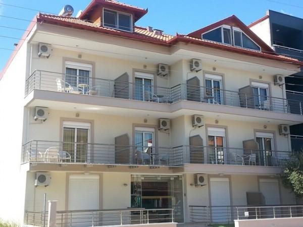 vila Faeton paralia letovanje grčka more smeštaj studio apartman