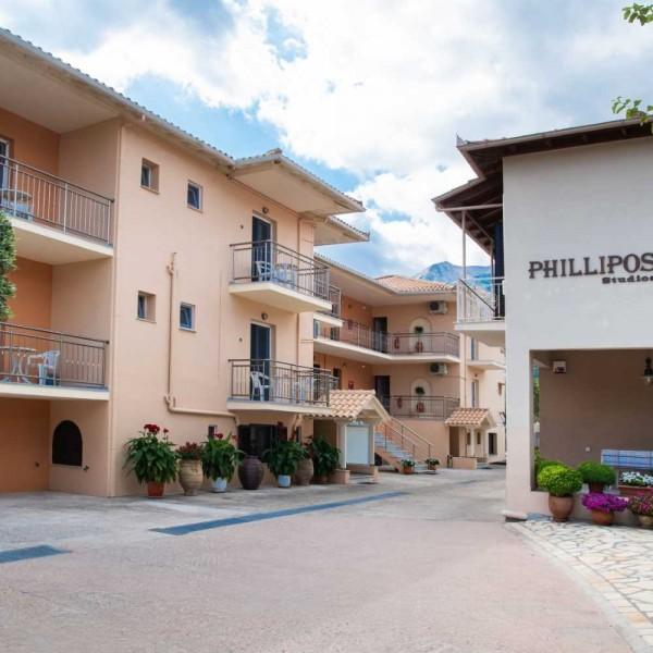 Vila Filipos Nidri letovanje Grčka Lefkada prevoz cena