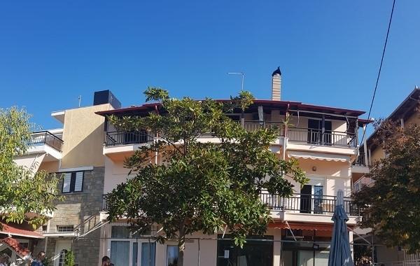vila katerina nei pori grčka more smeštaj studijski apartmanski