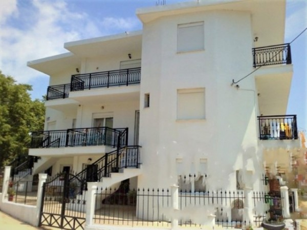 Vila Maria Limenarija Tasos Grčka letovanje Egejsko more smeštaj apartman smeštaj