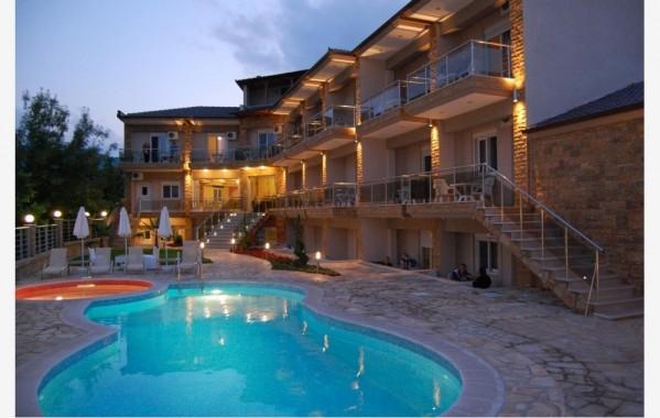 Apartmani Vila Maria - Stavros - Grčka leto