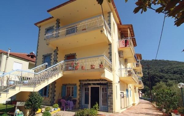 Vila Oliva Parga Grčka smeštaj more letovanje aranžman cena