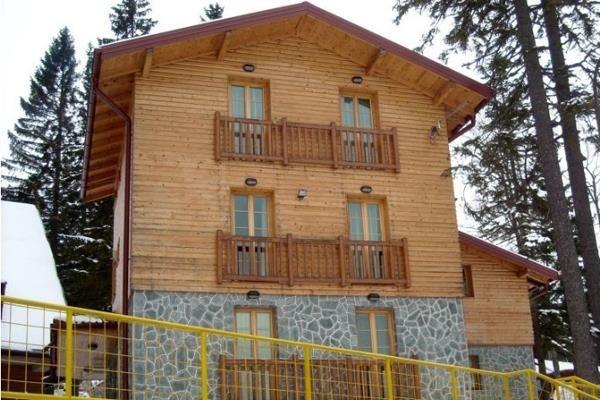 Vila Stanišić skijanje na Jahorini zima cene