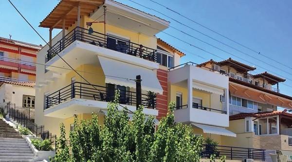 Vila Stratos Neos Marmaras Grčka more aranžman smeštaj