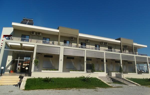 Apartmani Vila Strimonikos - Stavros - Grčka leto