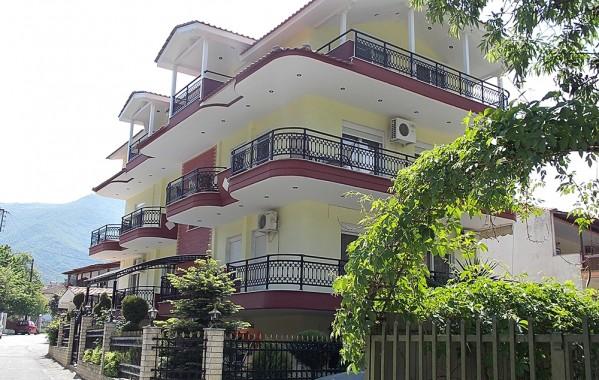 Apartmani Vila Tasos 1 - Stavros - Grčka