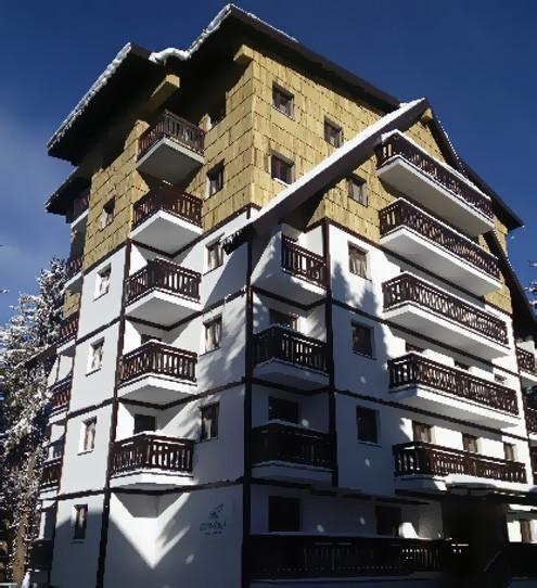 Hotel Vila Kop skijanje na Kopaoniku cene sezona zimovanja
