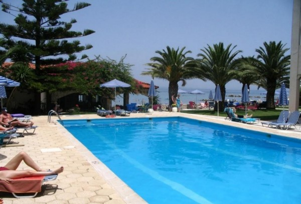 Hotel Zakantha Beach 4* - Grčka avionom