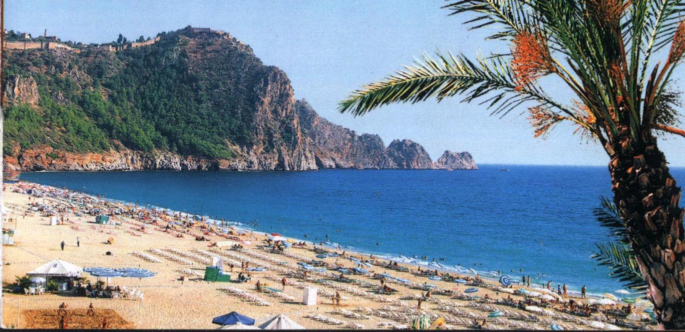 Plaža u alanji letovanje turska last minute ponude